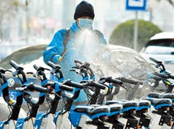 通勤防疫 共享單車強勢回歸