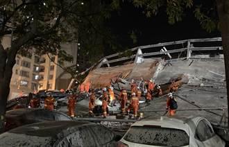 泉州酒店坍塌 已救出45人