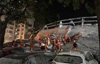 泉州酒店坍塌已救出50人 2人無生命徵象