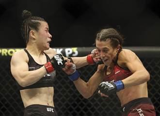 張偉麗空前惡戰 衛冕UFC女子冠軍