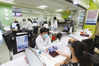 亞大新設醫技系 開始招生