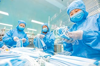 北京引導輿論 抗疫獲階段性成功