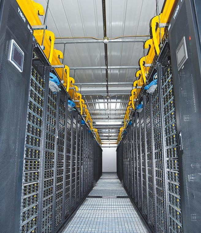 新通訊時代來臨,伺服系統需求大增。(新華社)