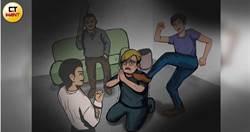 【麻吉陷阱2】朋友咖啡廳被擄他急救人 事後回想「竟是圈套」