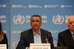 世衛報告證實:陸境外確診近2.5萬例  疫情波及全球101國