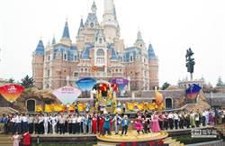 上海迪士尼 部分服務9日恢復營運