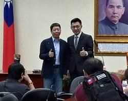 江啟臣:最短時間內訪韓國瑜助挺過罷免