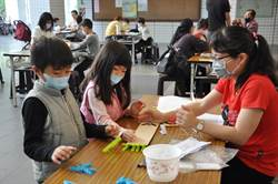 遊戲中學科學 社教館辦創意滾球賽