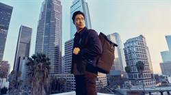 丹尼爾海尼公開角色準備過程 背TUMI 找尋「完美場景」