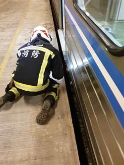 埔心車站驚傳跳軌 頭顱破裂身亡