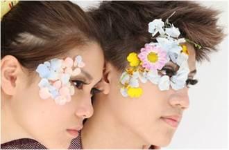 朱正生的彩妝學堂:『 抗疫美學』利用花朵的能量來療癒心性