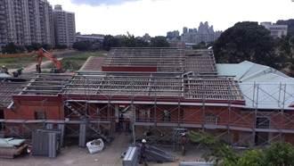 全國最大傳統建築群聚園區 新店劉氏古厝異地重組2022完工