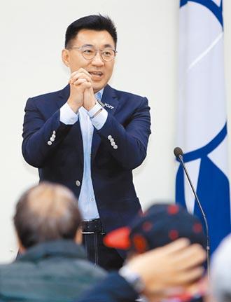 中共未發賀電 國民黨改革腳步不變