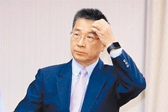 站在「無知之幕」後的徐國勇部長