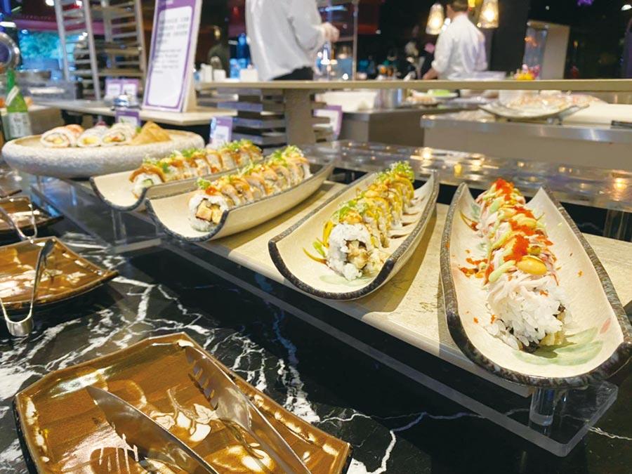 「星饗道」國際餐廳自即日起,祭出「平、假日午、晚餐買一送一」優惠案。圖/星享道提供