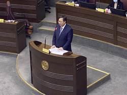 「卡燦」拔官桃園幫 鄭文燦:防疫不需要會傳播病毒的口水