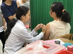 竹市校園子宮頸癌疫苗10日免費開打  2400人受惠