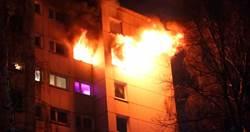 資深記者出院返家休養 因「一根菸」葬身火窟