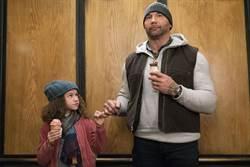 傻大個「毀滅者德克斯」巴帝斯塔 對戲9歲女孩無力招架