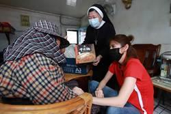 75歲阿嬤握著她的手吐辛酸 林予晞心疼淚崩