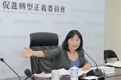 促轉會:現行法制未規範到不法刑事裁判所為沒收財產之權利回復問題