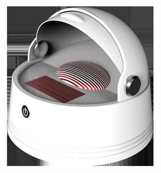龍華科大開發口罩電漿清潔機有效滅菌並延長使用期限