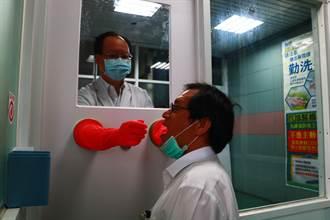 隔離衣恐撐不過1個月 安泰醫院啟用獨立採檢室