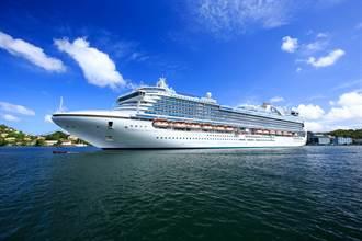 又一公主號需檢疫 加勒比公主號暫禁入港