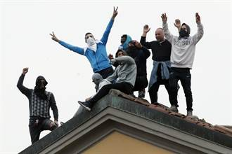 義國監獄集體暴動 20人逃出 7人死亡