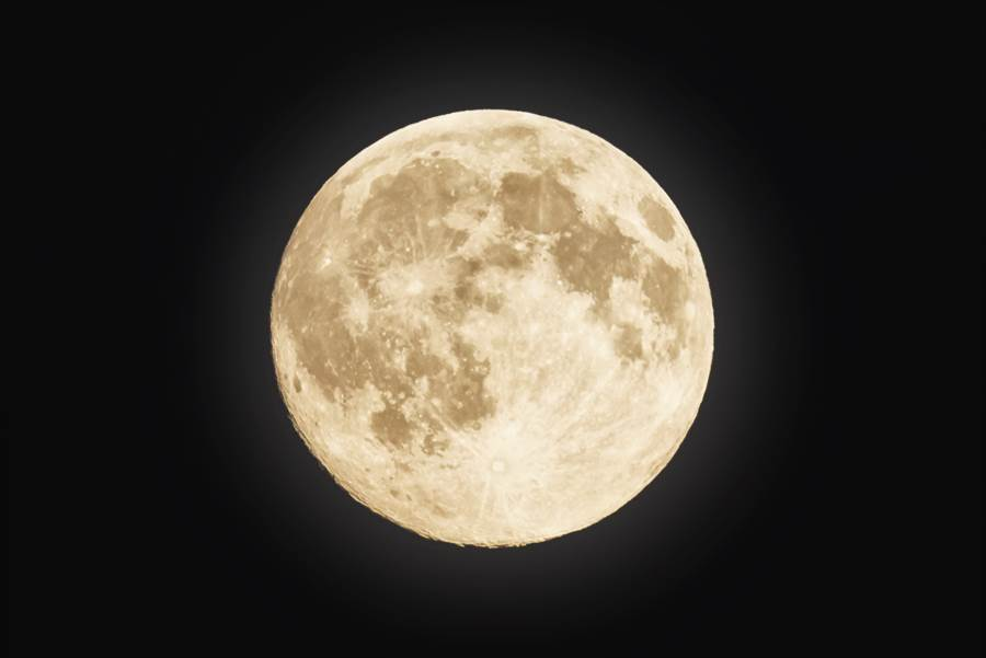 超級月亮今起連3月登場 快抬頭看!(示意圖/達志影像)