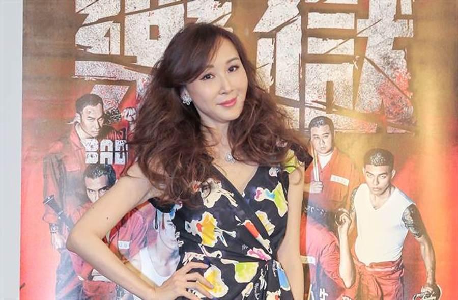 蕭薔是台灣第一美女。(圖/本報系資料照片)