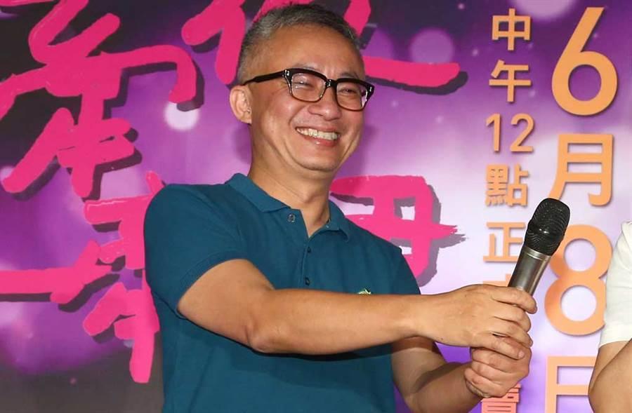 許常德怒嗆立委陳超明「廢物不是一天造成」。(圖/中時資料照片)