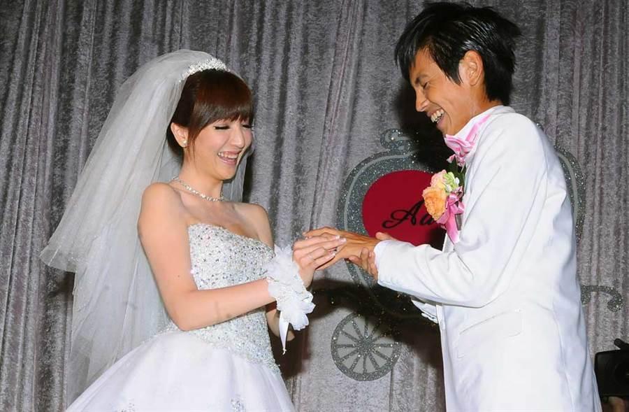 翔忻婚外情後,翔嫂Grace選擇原諒,阿翔得以回歸家庭。(中時資料照片)