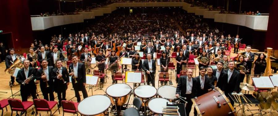 訪台澳籍音樂家確診罹患新冠肺炎,造成上百位接觸者須居家隔離。邀請該音樂家來台的國家交響樂團也曾與他同台演出。(摘自國家交響樂團網頁)