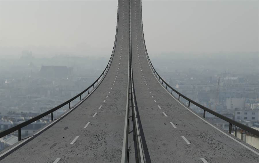 日本高知縣的手結港可動橋是當地知名景點之一(示意圖/達志影像)