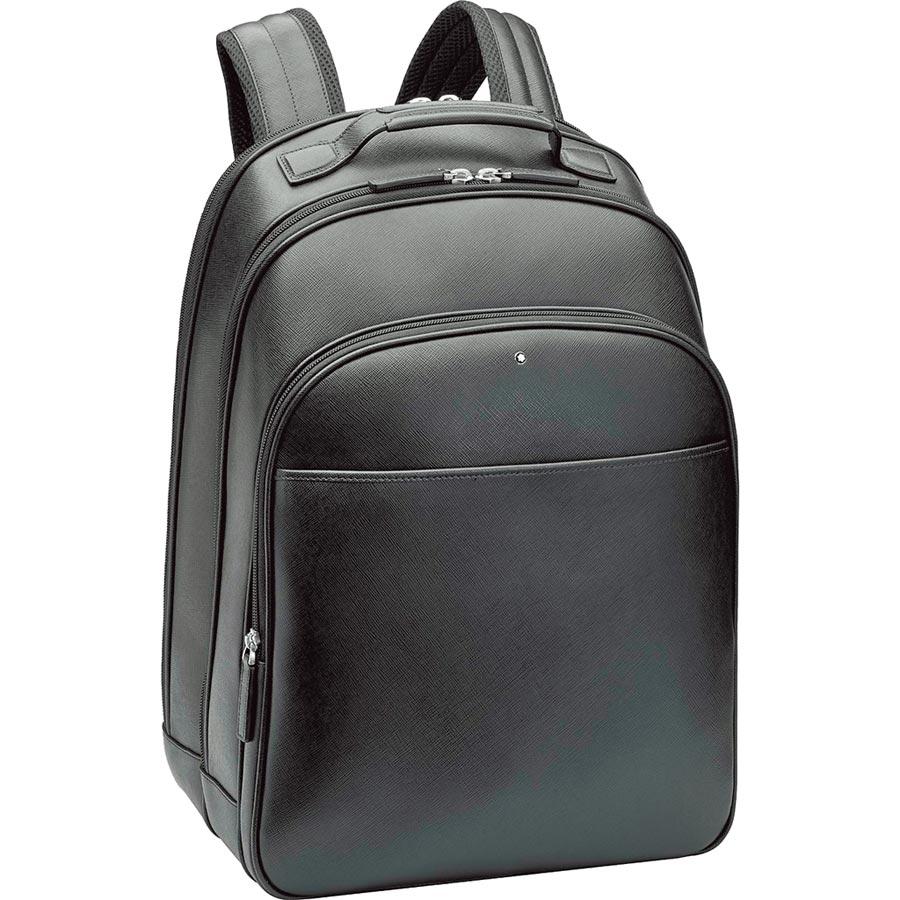 萬寶龍匠心系列大型後背包,3萬1900元。(Montblanc提供)