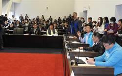 中市議會19日召開臨時會 防疫工作及振興經濟成重點