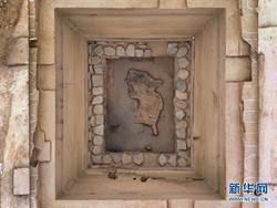 山西考古人員 發現一座晉國晚期高等級大型墓葬