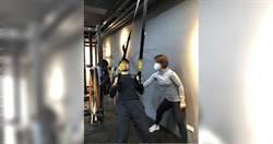 運動流汗也要戴口罩 健身教練:器材每用一次就消毒
