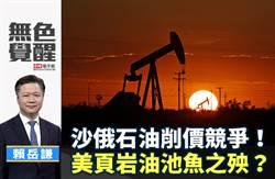 無色覺醒》賴岳謙:沙俄石油削價競爭!美頁岩油池魚之殃?