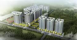 精忠二村眷村基地將蓋110戶社會住宅