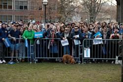 年輕族群不愛投票 桑德斯叫天天不應