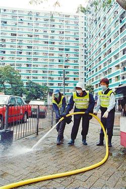 香港大量使用漂白水 將汙染環境