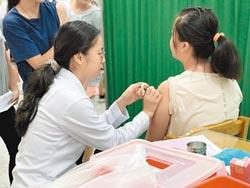 竹市校園子宮頸癌疫苗 免費開打