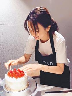 田馥甄首做蛋糕 用好料被虧土豪
