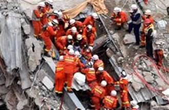 泉州欣佳酒店坍塌遇難人數升至26人 廢墟中部挖出汽車殘骸