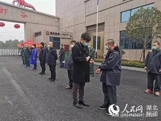 湖北潛江取消「解封令」:繼續嚴格交通管制人員管控