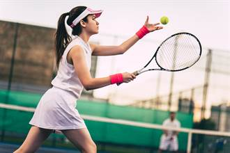 網球界妙麗爆紅 一年後神進化更仙