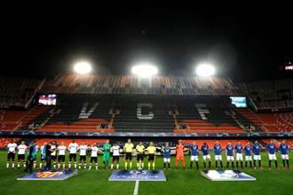 疫情影響 歐國盃足賽恐延到明年