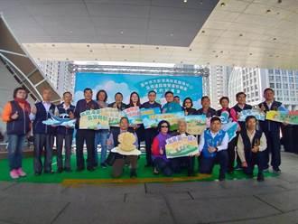 大安濱海樂園全新升級 打造全台首座合法濱海露營區